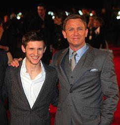 Jamie Bell & Daniel Craig