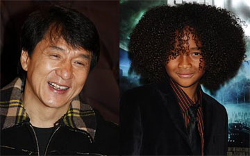 Jackie Chan may star in <em>Karate Kid</em> remake