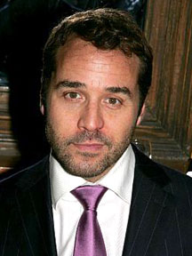 Jeremy Piven on opening night of Speed the Plow