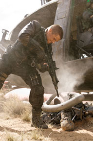 Exclusive look inside <em>Terminator Salvation</em>