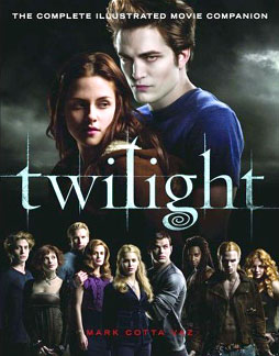 Twilight movie book