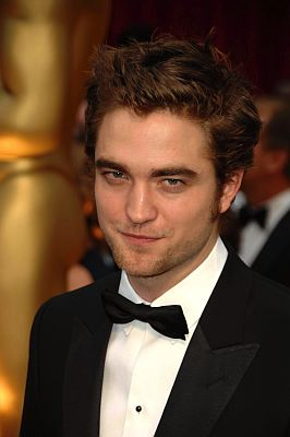 Rob Pattinson at the Oscars