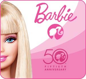 Barbie celebrates 50th birthday