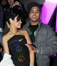 Rihanna and her alleged attacker