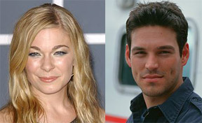 LeAnne Rimes and Eddie Cibrian