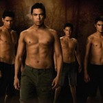 New Moon's hunky wolf pack!
