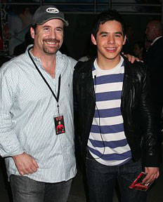 Jeff and David Archuleta