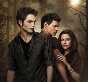new moon castNew Moon Cast