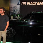 Seth Rogen reveals Green Hornet car