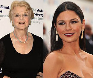Angela Lansbury/Catherine Zeta-Jones