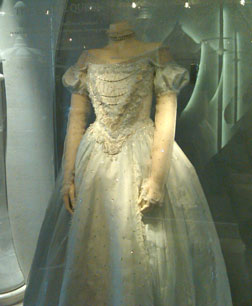 White Witch's gown