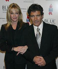 Melanie Griffith & Antonio Banderas