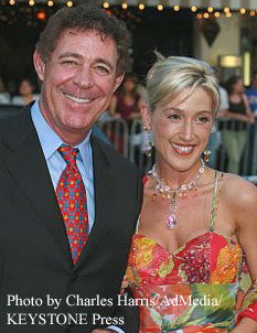 Barry Williams & Elizabeth Kennedy