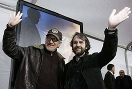Steven Spielberg & Peter Jackson