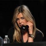 Jennifer Aniston gives to Haiti