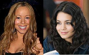 Mariah Carey/Vanessa Hudgens