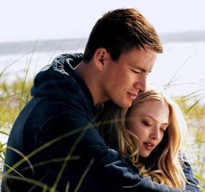 Channing Tatum & Amanda Seyfried in Dear John