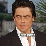 Benicio Del Toro hates hunk label