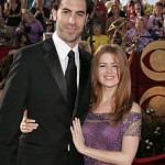 Sacha Baron Cohen marries Isla Fisher