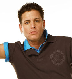 Corey Haim publicity shot from The Two Coreys