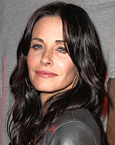Courteney Cox-Arquette