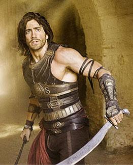 Jake Gyllenhaal as Prince Dastan