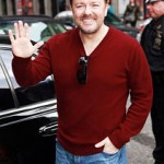 Ricky Gervais' fat blast