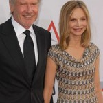 Harrison Ford and Calista Flockhart tie the knot