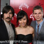 Hollywood stars attend Toronto premiere