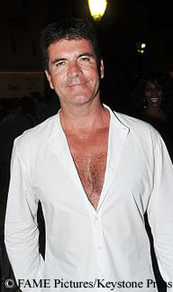 Simon Cowell pays for cancer girl's Disney trip