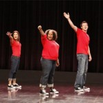 "Canadian show auditioning for ""Gleeks"""