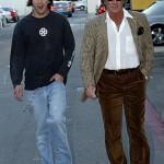 Rod Stewart's son arrested