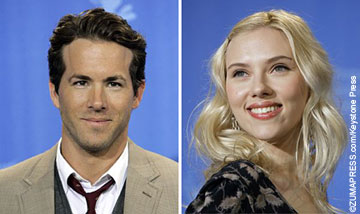 Ryan Reynolds  Scarlett Johansson Split on Ryan Reynolds And Scarlett Johansson Split   Celebrity Gossip