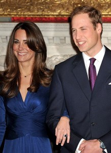 Prince William and Kate's love story made into a movie