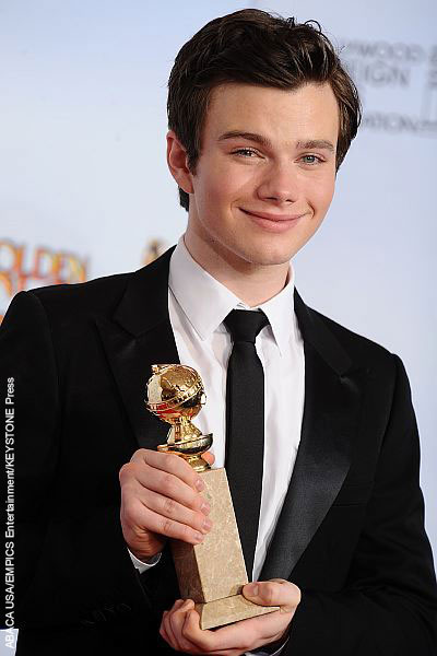 Chris Colfer won Best Supporting Actor for Glee