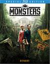 Monsters on Blu-ray/DVD