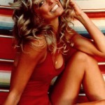 Ryan O'Neal donates Farrah Fawcett swimsuit to museum