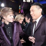Justin Bieber and director Jon Chu