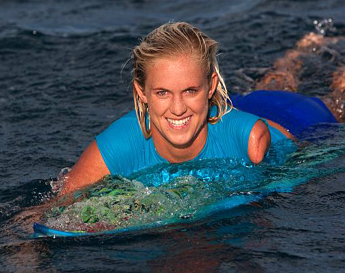Bethany Hamilton The Real Life Soul Surfer Celebrity Gossip And Movie News