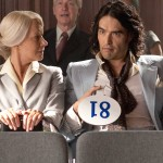 Helen Mirren as Hobson and Russell Brand as Arthur