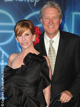 Melissa Gilbert and Bruce Boxleitner at Tron: Legacy premiere