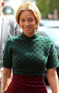 Beyoncé in Paris April 24, 2011
