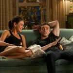 Mila Kunis and Justin Timberlake get naked in Friends With Benefits