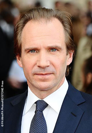who plays voldemort in harry potter