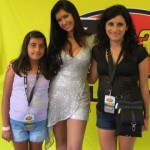 Tribute.ca contest winners met the stars at Summer Rush 2011