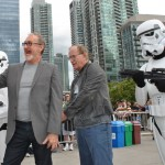 Robert Englund and Lance Henrikson open Fan Expo