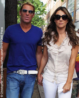 Elizabeth Hurley engaged to sports star