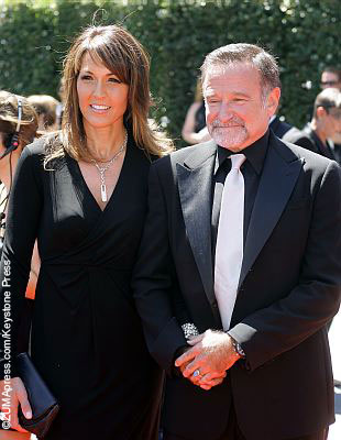 Robin Williams marries for third time « Celebrity Gossip ...