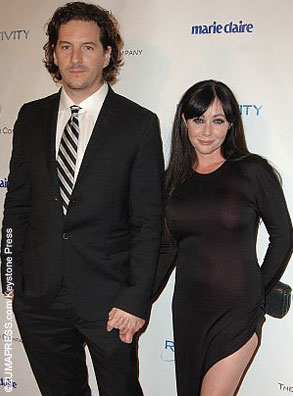 shannen doherty marries again � third time lucky