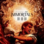 Immortals rule at weekend box office